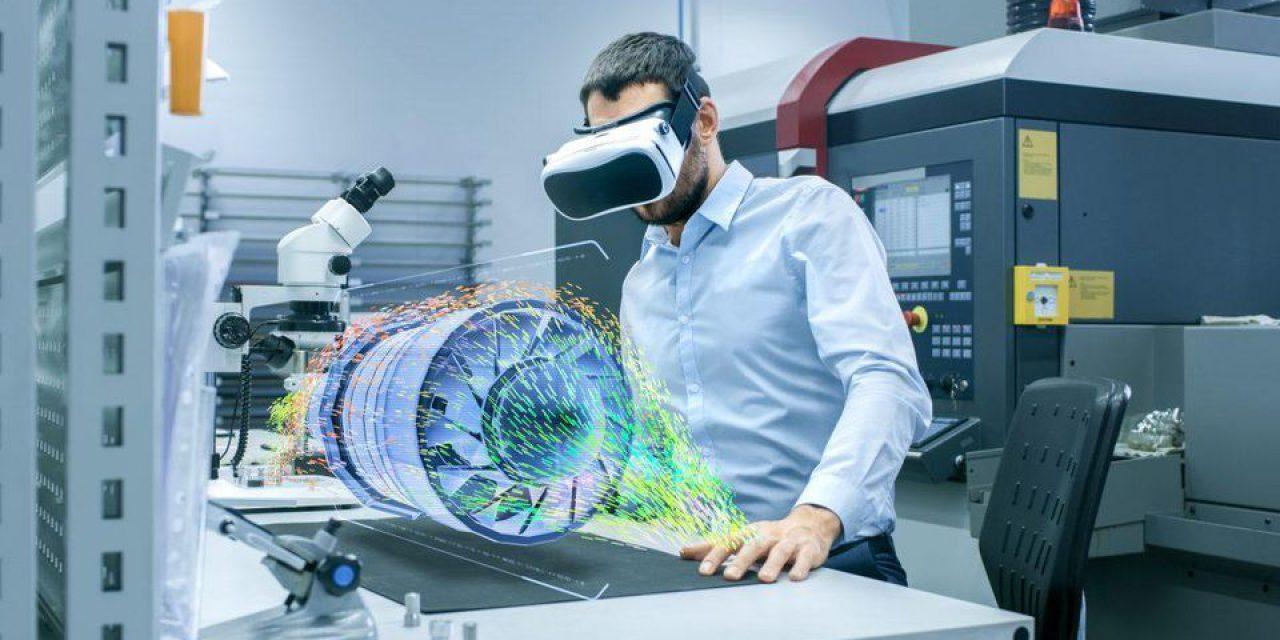 增强现实技术在工业运维和远程协作中的应用