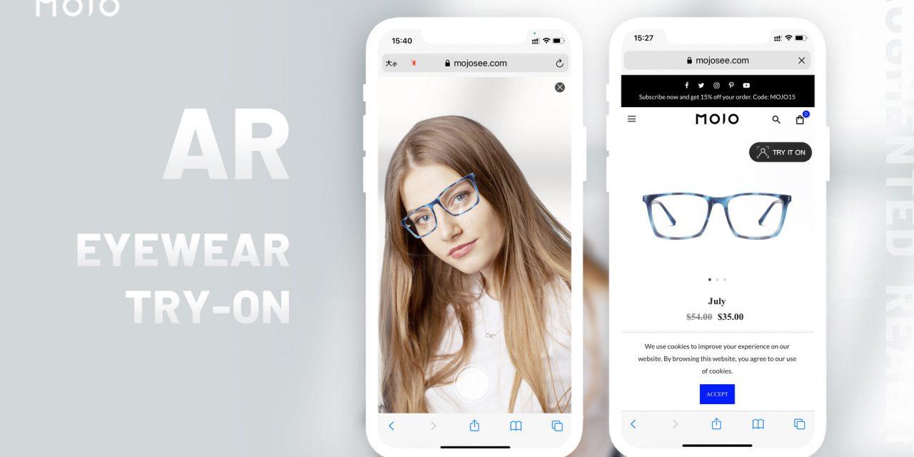 AR眼镜试戴打造眼镜行业营销新模式